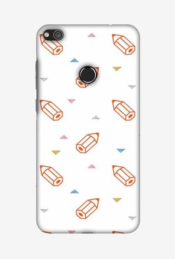 Amzer Stationery Designer Case For Huawei P8 Lite