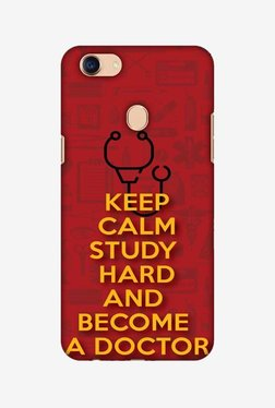 Amzer Doctors Quote Hard Shell Designer Case For Oppo F5/F5 Youth