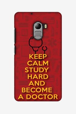 Amzer Doctors Quote Hard Shell Designer Case For Lenovo A7010/K4 Note