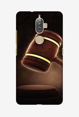 Amzer Lawyers 2 Hard Shell Designer Case For Lenovo K8 Plus