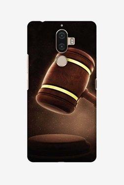 Amzer Lawyers 2 Hard Shell Designer Case For Lenovo K8 Note