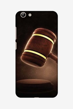 Amzer Lawyers 2 Hard Shell Designer Case For Vivo Y69