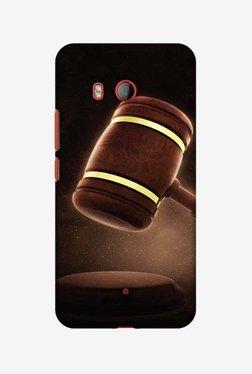 Amzer Lawyers 2 Hard Shell Designer Case For HTC U11