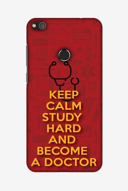 Amzer Doctors Quote Designer Case For Huawei P8 Lite