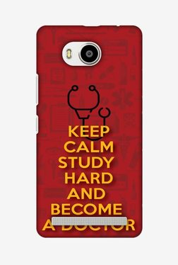 Amzer Doctors Quote Designer Case For Lenovo A7700