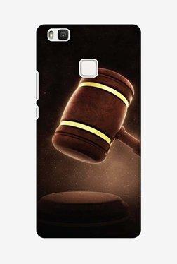 Amzer Lawyers 2 Designer Case For Huawei P9 Lite