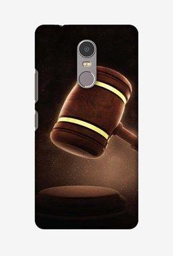 Amzer Lawyers 2 Hard Shell Designer Case For Lenovo K6 Note