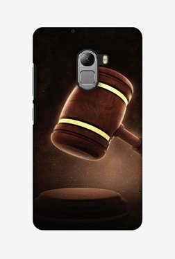 Amzer Lawyers 2 Hard Shell Designer Case For Lenovo A7010/K4 Note