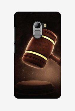 Amzer Lawyers 2 Hard Shell Designer Case For Lenovo A7010/K4 Note