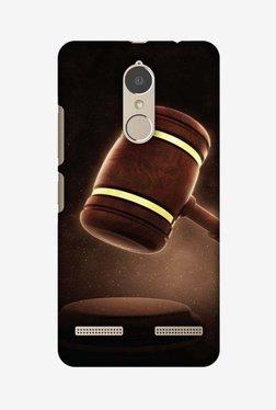 Amzer Lawyers 2 Hard Shell Designer Case For Lenovo K6/K6 Power