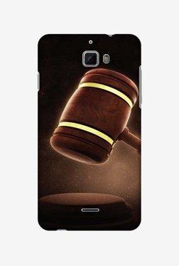 Amzer Lawyers 2 Hard Shell Designer Case For Coolpad Dazen 1