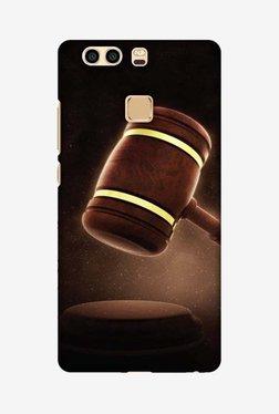 Amzer Lawyers 2 Hard Shell Designer Case For Huawei P9 Plus