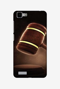 Amzer Lawyers 2 Hard Shell Designer Case For Vivo Y27
