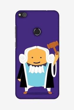Amzer Lawyers 1 Designer Case For Huawei P8 Lite