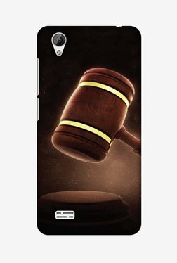 Amzer Lawyers 2 Hard Shell Designer Case For Vivo Y31
