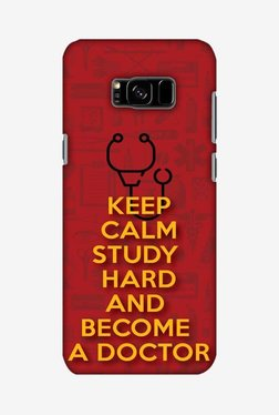 Amzer Doctors Quote Hard Shell Designer Case For Samsung S8 Plus