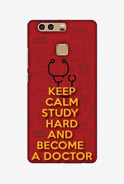 Amzer Doctors Quote Hard Shell Designer Case For Huawei P9