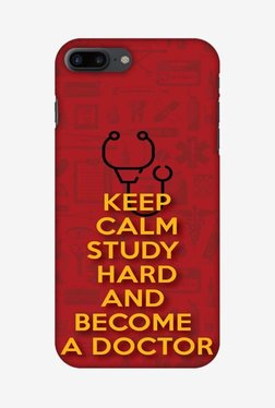 Amzer Doctors Quote Hard Shell Designer Case For IPhone 8 Plus