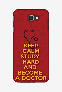 Amzer Doctors Quote Hard Shell Designer Case For Samsung On7/On Nxt/J7 Prime