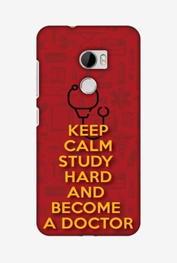 Amzer Doctors Quote Hard Shell Designer Case For HTC One X10