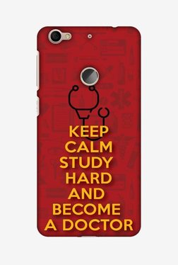Amzer Doctors Quote Hard Shell Designer Case For Le 1s Eco/1s