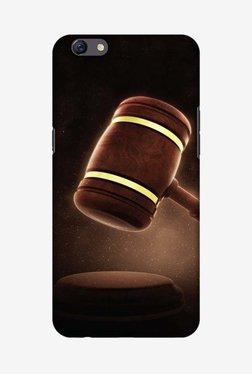 Amzer Lawyers 2 Hard Shell Designer Case For Oppo F3 Plus