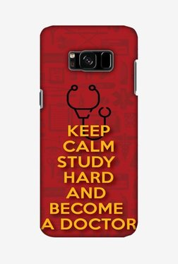 Amzer Doctors Quote Hard Shell Designer Case For Samsung S8
