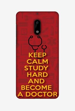 Amzer Doctors Quote Hard Shell Designer Case For Nokia 6