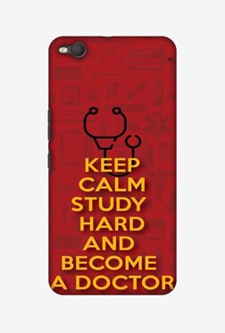 Amzer Doctors Quote Hard Shell Designer Case For HTC One X9
