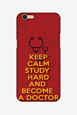 Amzer Doctors Quote Hard Shell Designer Case For Oppo A39