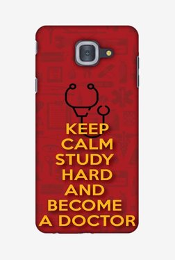 Amzer Doctors Quote Hard Shell Designer Case For Samsung On Max