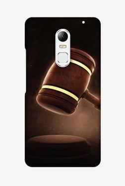 Amzer Lawyers 2 Hard Shell Designer Case For Lenovo Vibe X3