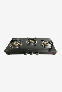 Faber SPLENDOR 3BB 3 Burner Cooktop (Black)