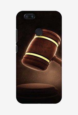 Amzer Lawyers 2 Hard Shell Designer Case For Mi A1/Mi 5X