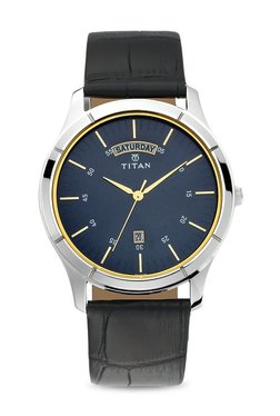 3577737610b Titan 1767SL03 Neo - III Analog Watches for Men