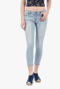 564e7ea7479e4 Buy Pepe Jeans Leggings - Upto 70% Off Online - TATA CLiQ