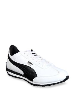 dd681bc56 Puma Velocity IDP White   Black Running Shoes