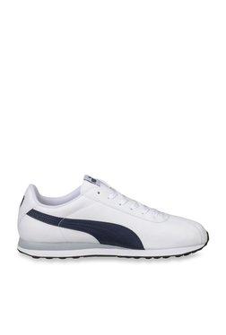 Puma Turin White & Peacoat Sneakers