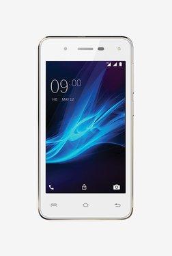 Lava A44 8 GB (White And Gold) 1 GB RAM, Dual SIM 4G