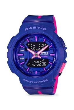 Casio BGA-240L-2A1DR Baby-G Analog-Digital Watch for Women image