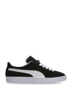 Puma Classic Fabulous Black & White Sneakers