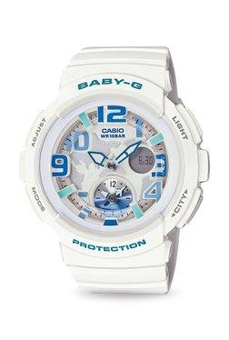 Casio BGA-190-7BDR Baby-G Analog-Digital Watch for Women