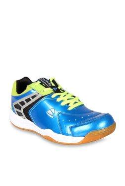Duke Royal Blue   Black Indoor Court Shoes ddec09bd4