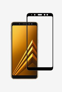 Stuffcool Mighty 2.5D Screen Protector for Samsung Galaxy A8+