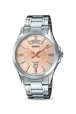 Casio MTP-1381D-9AVDF Enticer Analog Watch for Men image