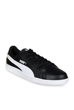 Puma Black & White Sneakers