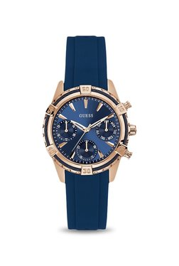 Guess W0562L3 Indigo Illusion Analog Watch For Women