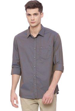 74f7e61e62 Buy Basics Shirts - Upto 70% Off Online - TATA CLiQ