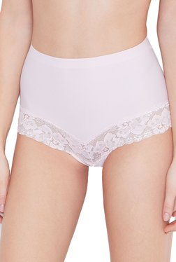 ETAM Paris Light Pink Lila High Waist Tummy Shaping Brief