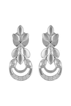 Orra 950 Platinum 0 17 Ct Diamond Earrings